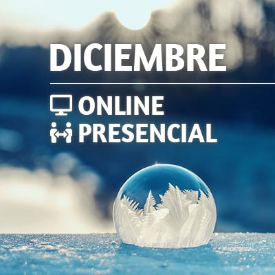 Clases Online y presenciales en diciembre